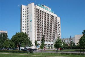 Полулюкс в Карелии, Петербург